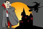 Aarteenetsintää Halloween