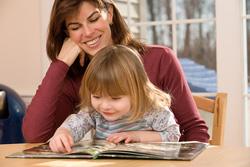 Tipspromenad om barnboksfigurer för 4-5 åringar
