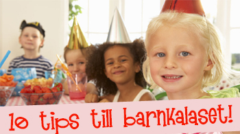 barnkalas - 10 tips