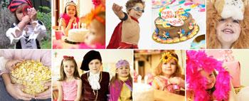 10 vinkkiä lastenjuhlaan