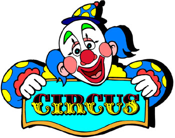 barnkalas cirkus