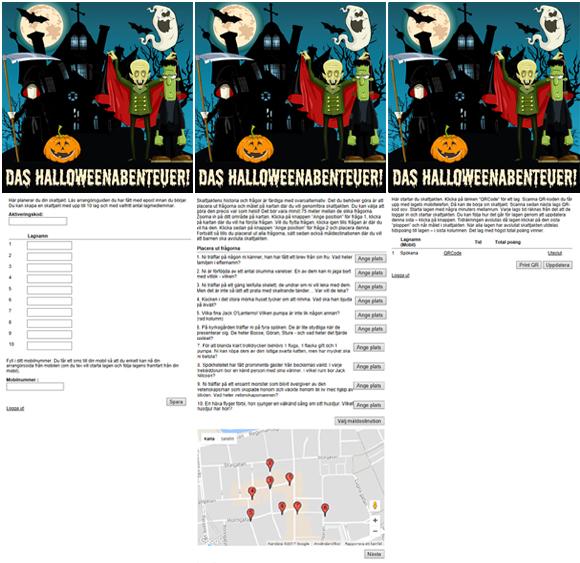 Mobile-Schatzsuche: Halloween! | Grapevine.de