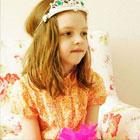 barnkalas prinsess