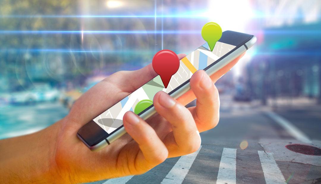 GPS Schnitzeljagd auf dem Handy!
