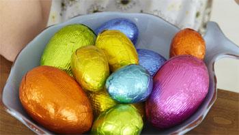 hur gör man en äggjakt