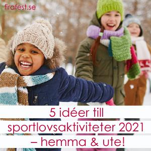 sportlovsaktiviteter 2021