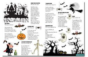 sånger halloween