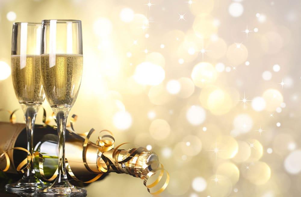 nyårsfest lekar