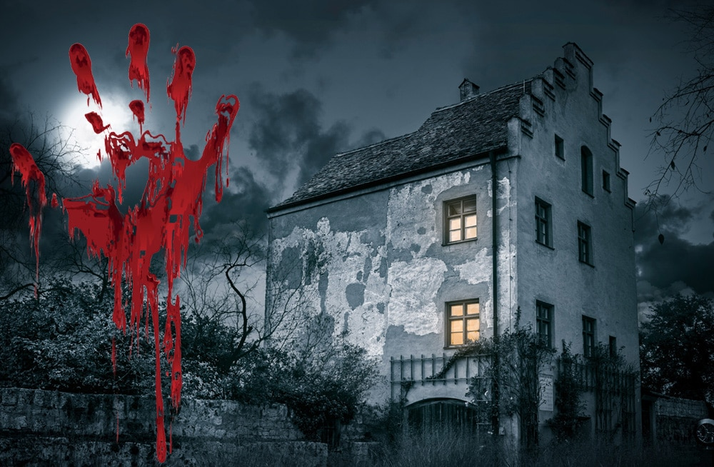 halloween mordgåta