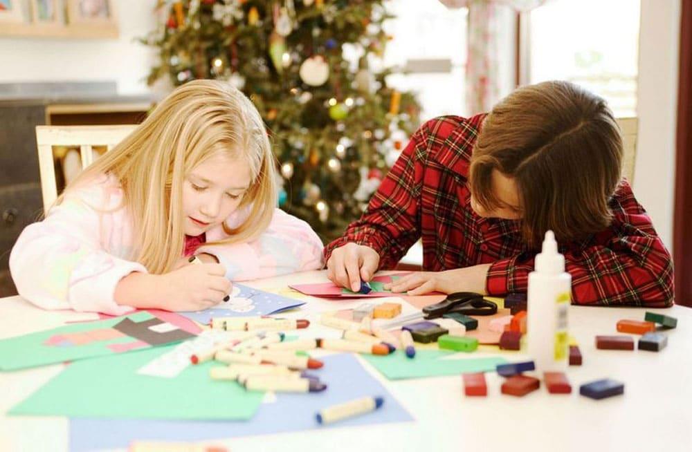 gör egen julkalender