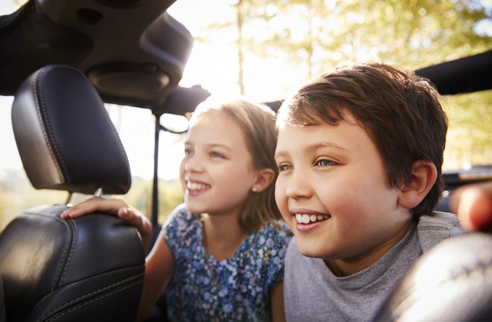 lek i bilen
